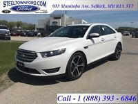 "2014 Ford Taurus ""SEL SEDAN AWD LTHR/MOON""   - Accident Free - $"
