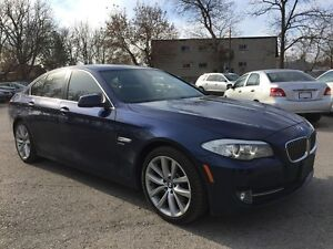 2012 BMW 5 SERIES 535I XDRIVE * AWD * LEATHER * SUNROOF * NAV *  London Ontario image 8