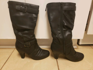 Brand new Spring 7.5 boots