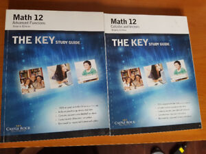 STUDY GUIDE - GR 12 MATH - THE KEY