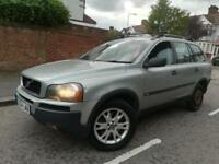 VOLVO XC90 2.4 TD D5 AWD GEARTRONIC SE 07948032527 4X4 JEEP 7 SEATER
