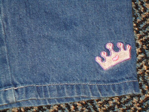 Girls Size 24 Months Princess Jeans Kingston Kingston Area image 2