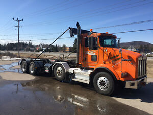 ROLL-OFF KENWORTH