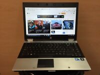 Hp i5 Fast HD Laptop (Kodi) 4GB Ram, 320GB, Win 7, Microsoft office, Very Good Condition, BARGAIN!!