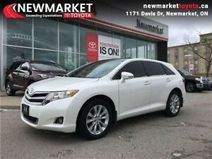 2014 Toyota Venza   LEATHER - SUNROOF - ACCIDENT FREE - AWD