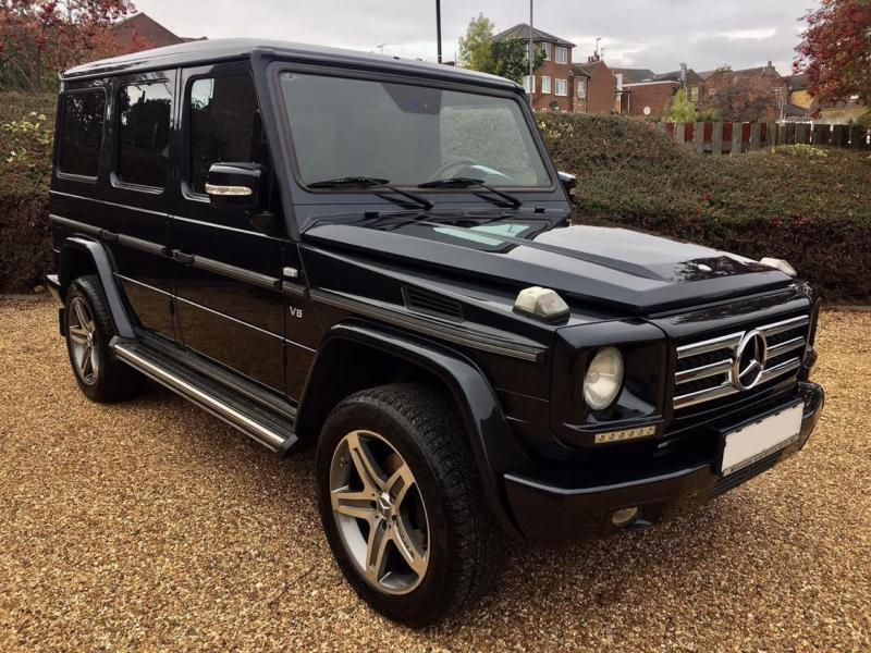 Lhd Mercedes Benz G 400 V8 Diesel Left Hand Drive With 2014 Facelift