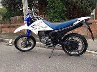 Suzuki DR 125 SM 09 plate Swap/Sell