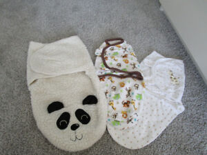 Baby swaddlers