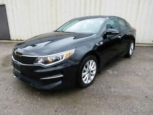 2017 Kia Optima LX 4dr FWD Sedan