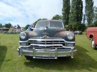 1949 Chrysler Windsor Coupe 2 Door