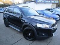2011 CHEVROLET CAPTIVA LT VCDI 7 SEATER AUTOMATIC DIESEL 4 X 4 4X4 DIESEL