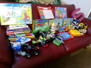 MUST GO HUGE toddler + kids TOY LOT SALE $100 TAKES ALL