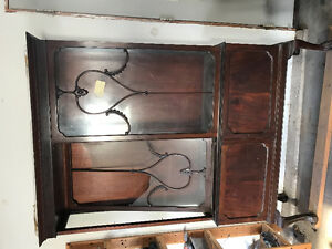 selling antique Scottish display unit