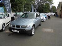 2005 BMW X3 2.0d Sport 5dr 5 door Estate
