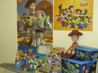 LOT TOY STORY (DISNEY)