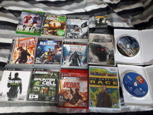 Video games $25 for all