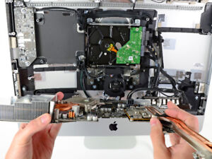 IMAC Screen Repair, Graphics Chip Replacement & Board Repair
