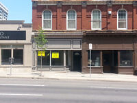 Great Storefront Location across Hess Village