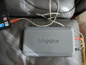 300GB Maxtor External Hard Drive