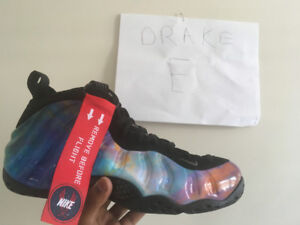 "NEED GONE ASAP!! - DS NIKE AIR FOAMPOSITE ONE ""BIG BANG"" SIZE 12"