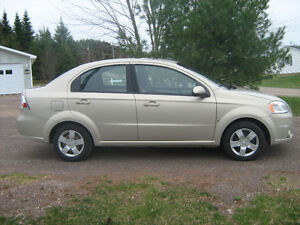 2009 Chevrolet Aveo LT ( 128,000 KMS )