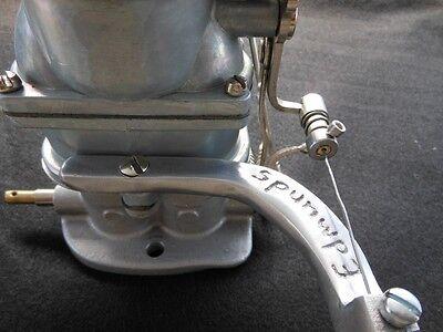 Edmunds Cable Choke Bracket Stromberg 97 48 81 Hot Rod Rat Flathead Tripower