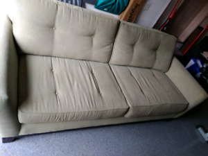 3 seater sofa couch- delivery available