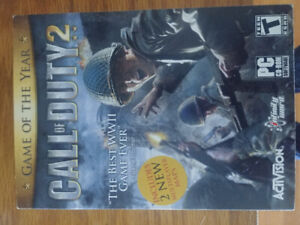 Call of Duty 2 PC CD-ROM