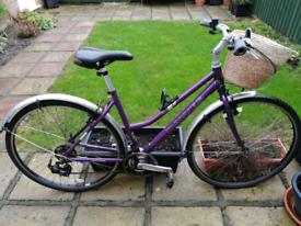 Ladies bike Dawes mojave RRP 399