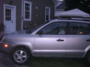 2006 Hyundai Tucson VUS Saint-Hyacinthe Québec image 3