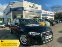 2017 Audi A3 2.0 TDI SE TECHNIK 5d 148 BHP Hatchback Diesel Manual
