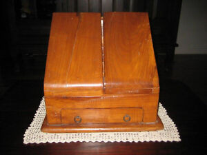Secretaire portable secretary