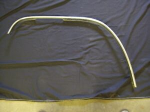 1968 Cadillac deville wheel opening moulding