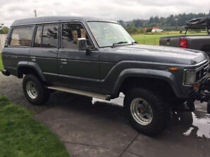 Landcruiser hj61 1988 turbo 6cyl diesel