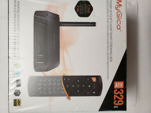 MYGICA ATV-329x ANDROID IPTV BOX