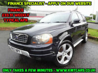 2007 Volvo XC90 2.4 AWD Geartronic D5 SE - KMT Cars