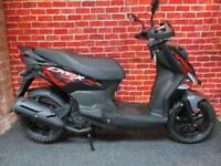 SYM CROX 2018 MODEL 125cc 5 YEAR WARRANTY