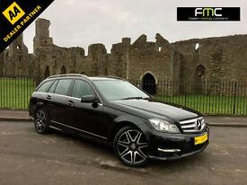 2013 Mercedes-Benz C200 2.1CDI 7G-Tronic Plus Estate **Upgrade Wheels**