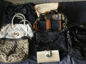 Michael Kors Dooney and bourke Coach Tommy Hilfiger Authentic