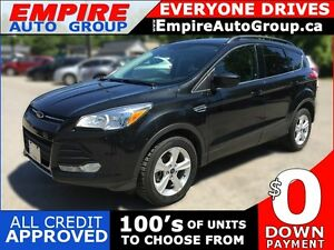 2014 FORD ESCAPE SE * AWD * REAR CAM * NAVIGATION * BLUETOOTH