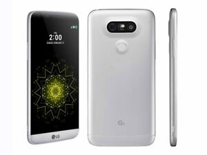 LG G5 - New and unlocked - SILVER