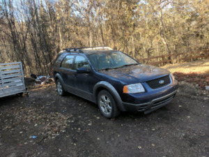 2006 Ford Freestyle SEL