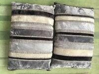 2 x Next Rectangular Cushions