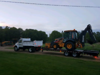 Excavating/Trenching/Drainage/Road Maintenance/Septic Systems