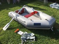 BOAT TENDER / DINGY / RIB / SIB (10 AVAILABLE)