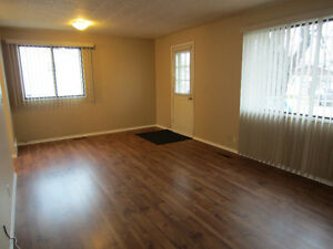 Bright, spacious 2 bedroom main floor of house for rent