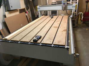 4'x8' CNC router table