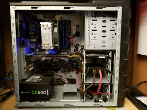 Custom Gaming Desktop PC