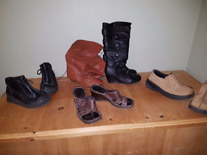 Womens Shoes, Boots, Sandals Size 5 & 6 $5 EACH!!!