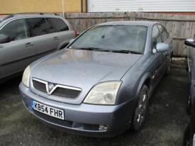 2005 Vauxhall Vectra Hatch 5Dr 1.8 16V 125 Design Petrol silver Manual
